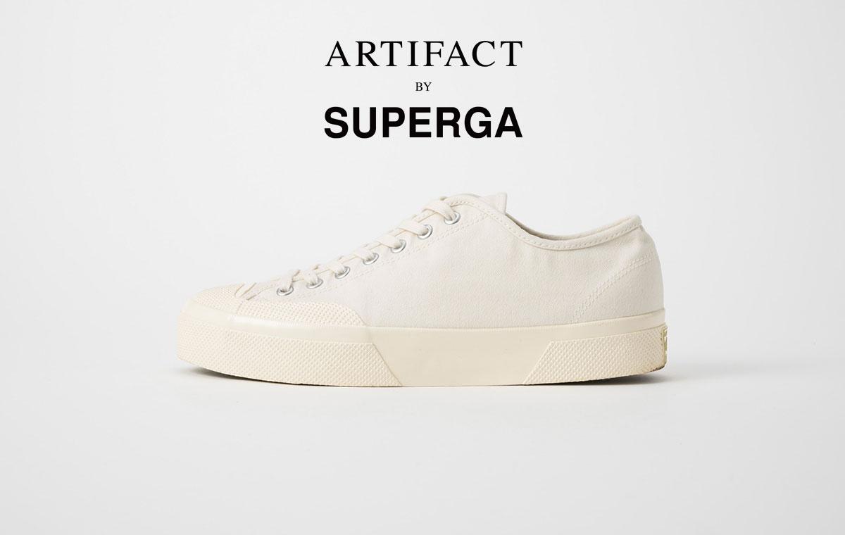 ARTIFACT BY SUPERGA(アーティファクト バイ スペルガ)
