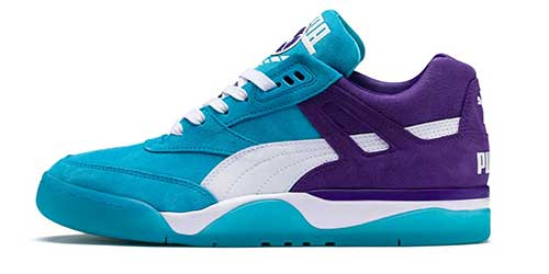 PUMA HERITAGE BASKETBALL PALACE GUARD QUEEN CITY