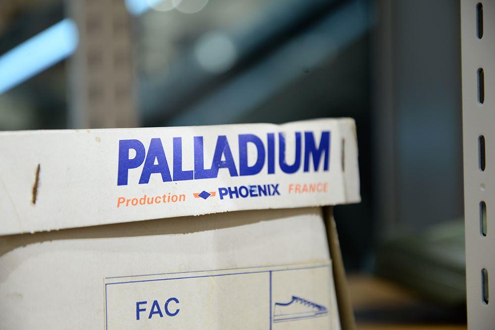 PALLADIUM パラディウム POP UP STORE