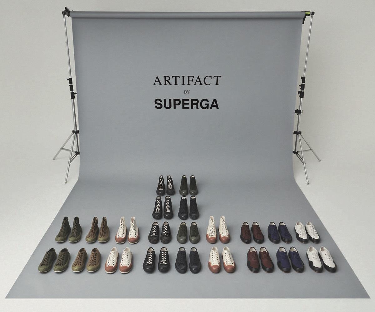 ARTIFACT BY SUPERGA,アーティファクト バイ スペルガ