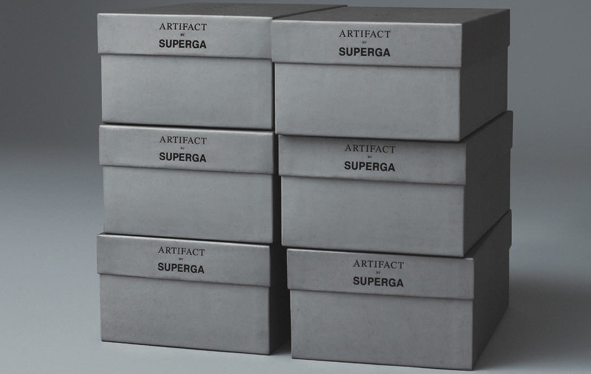 ARTIFACT BY SUPERGA 2021SS Collection