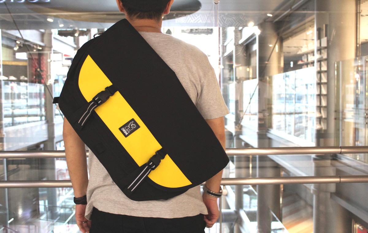 クローム メッセンジャーバッグ  CHROME MESSENGER BAG