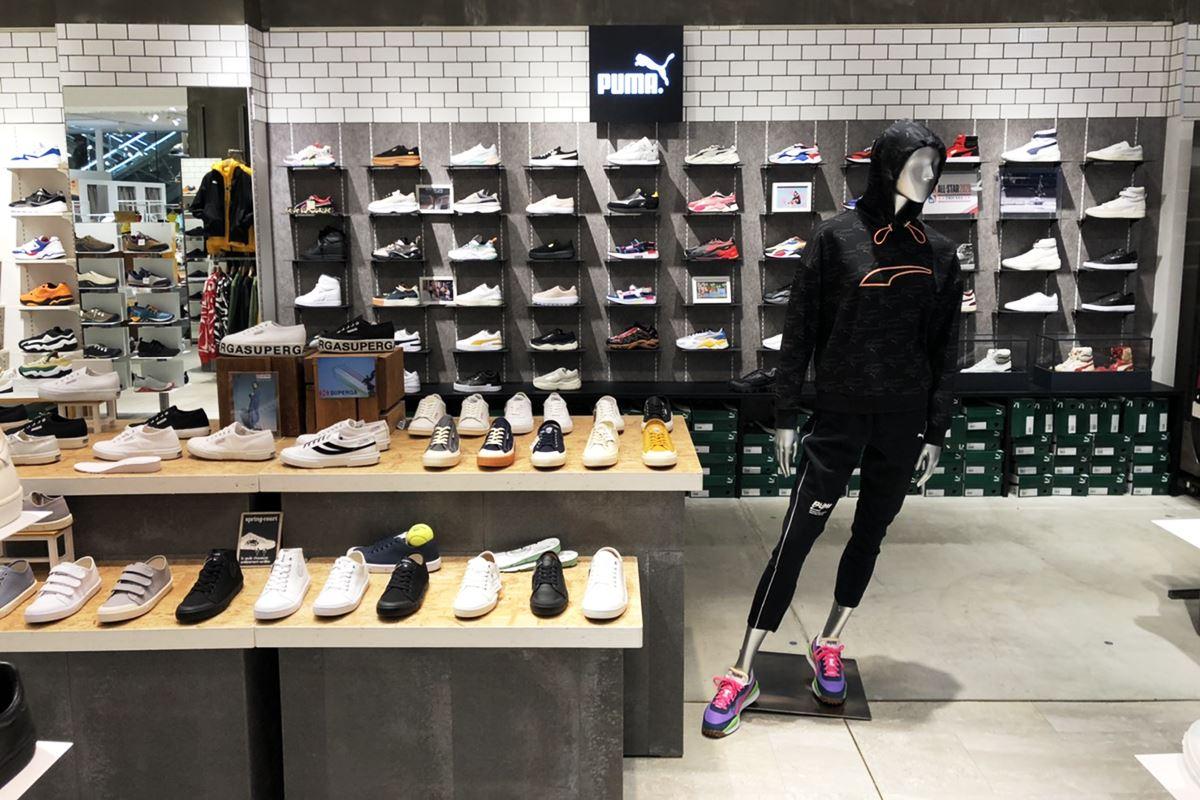 大阪天王寺、阿倍野の靴屋スニーカーショップBOSTONCLUB HOOP店