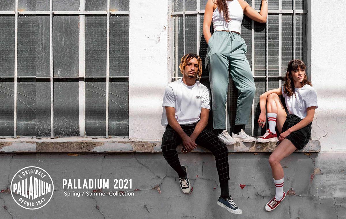 PALLADIUM 2021 S/S Collection