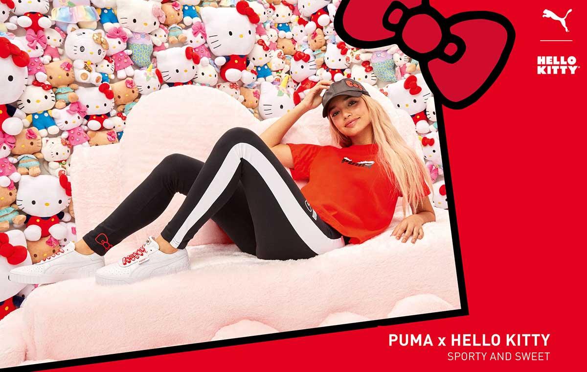 プーマ ハロー キティ PUMA HELLO KITTY