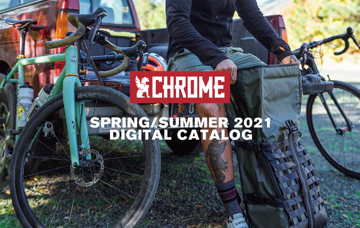 CHROME 2021SS WEB CATALOG