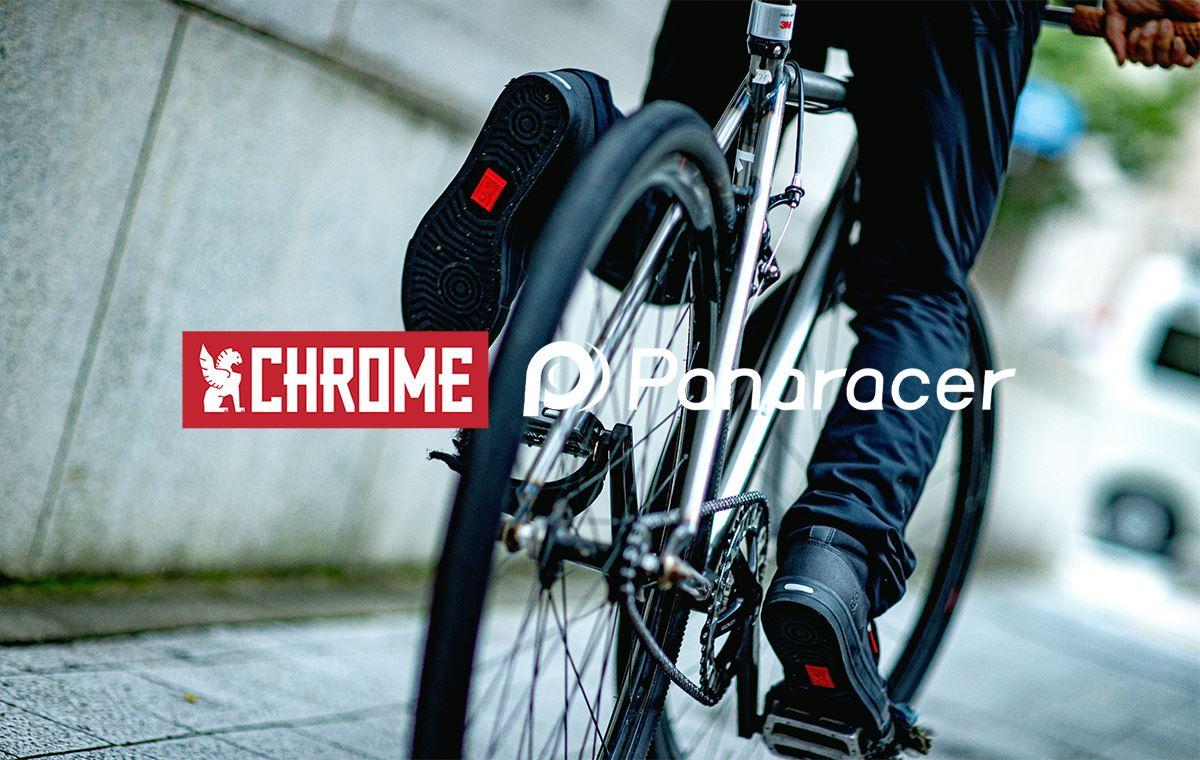 CHROME × PANARACER