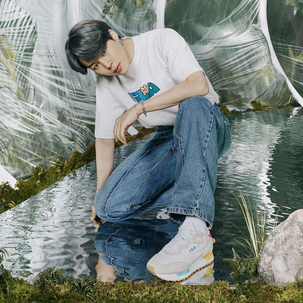 フィラ FILA × BTS Project 7 Back to Nature